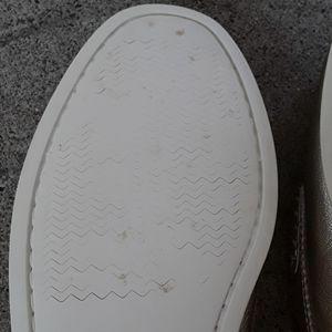 Sperry Shoes - Sperry Top Sider Hayden  Platinum  . Size 9